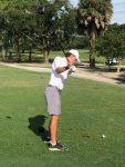 Boys Varsity Golf falls short to Montverde Academy