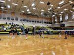 Girls Junior Varsity Volleyball wins against Montverde Academy