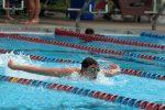 Boys Varsity Swimming beats Montverde Academy 163-141