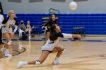 Girls Junior Varsity Volleyball beats Trinity Prep 2-0