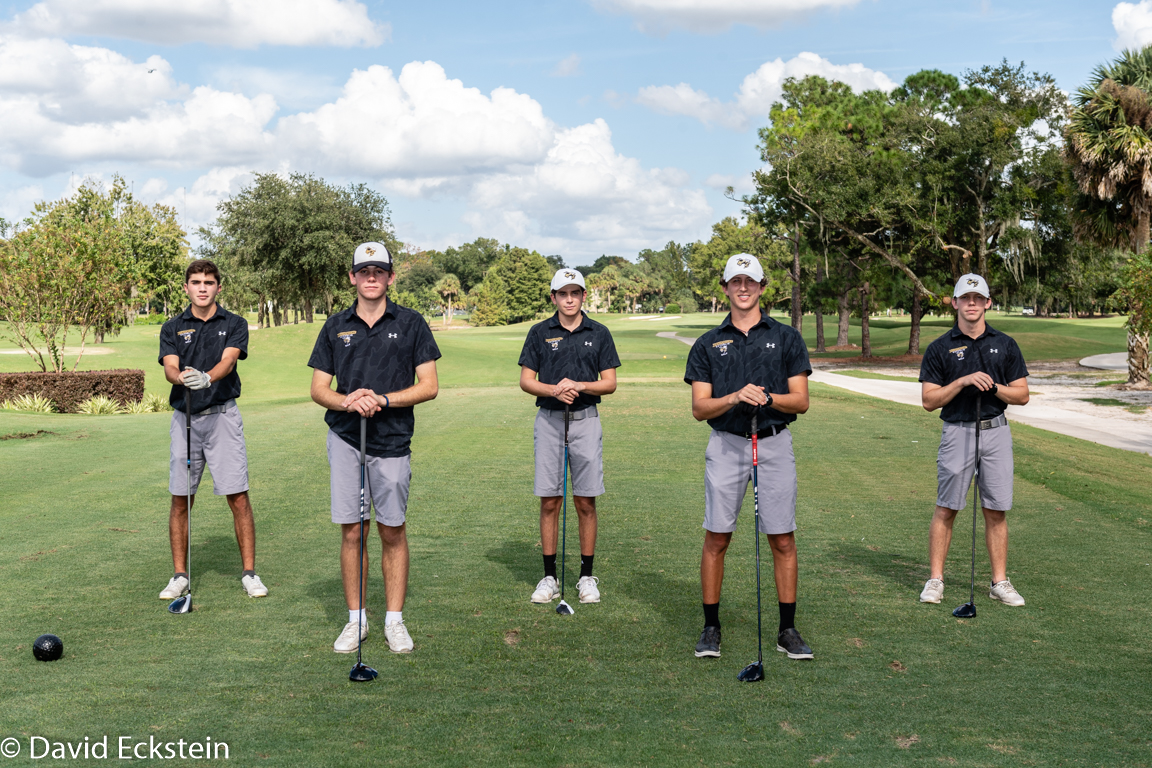 2020 Boys and Girls Golf Senior Night