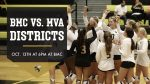 Girls Volleyball will host Montverde Academy for District Semi's – Livestreamed