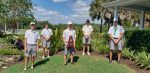 Boys Varsity Golf wins Districts!