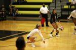 Girls Varsity Volleyball falls to Lake Highland Prep 3-1