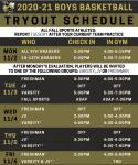 Boys Basketball Tryouts-Start Monday, Nov. 2nd