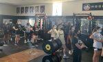 Girls Varsity Powerlifting falls to Leesburg