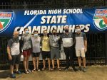 Boys Varsity Swimming finishes in 23rd place overall at the State meet