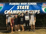 Girls Varsity Swimming finishes in 29th place at the State Meet