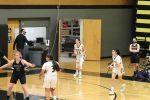 Girls Varsity Basketball beats The First Academy 65-6