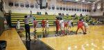 Boys Freshman Basketball wins 32-27 against Lake Highland Prep