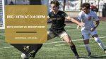 JV/Varsity Boys Soccer will host Bishop Kenny Dec. 18th at 3/4:30pm – LIVESTREAMED