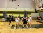 Girls Junior Varsity Basketball wins buzzer beater against Bishop Kenny