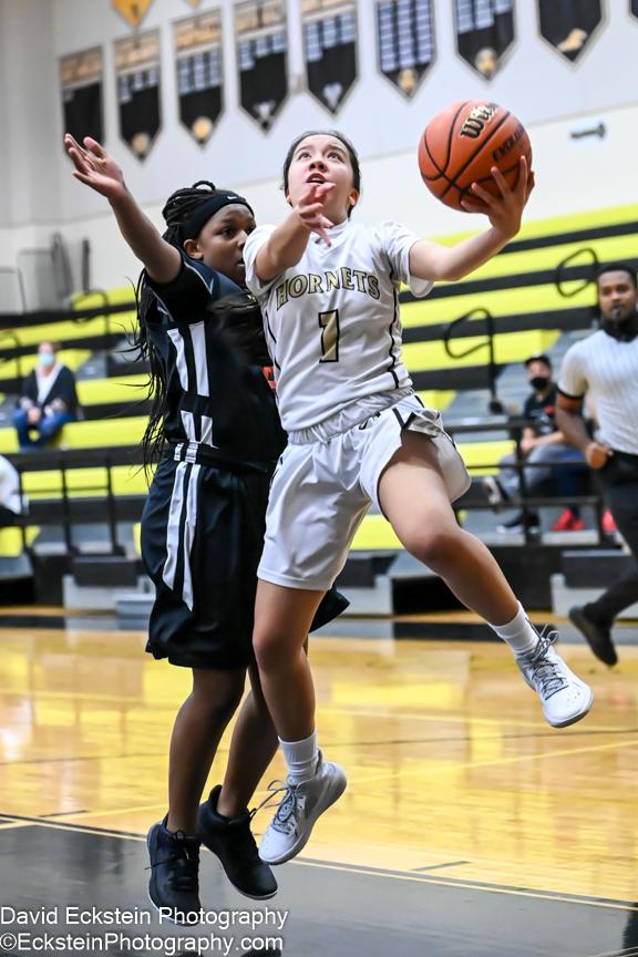 Junior Varsity Girls Basketball vs. Seminole HS