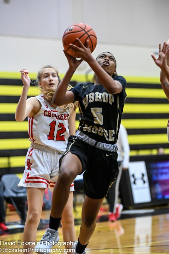 Junior Varsity Girls Basketball vs. Bishop Kenny
