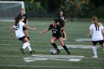 Girls Junior Varsity Soccer ties Harmony 0-0