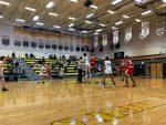 Boys Basketball Fights Hard Against Bishop Snyder