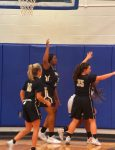 Girls Junior Varsity Basketball wins against Deltona.