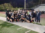 Girls Varsity Soccer wins District Championship