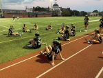 Girls Junior Varsity Lacrosse falls to Lake Highland Prep 5-11