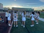 Girls Junior Varsity Lacrosse wins 8-7 against Lake Highland Prep