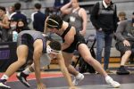 Boys Varsity Wrestlers competed at State Tournament over the weekend