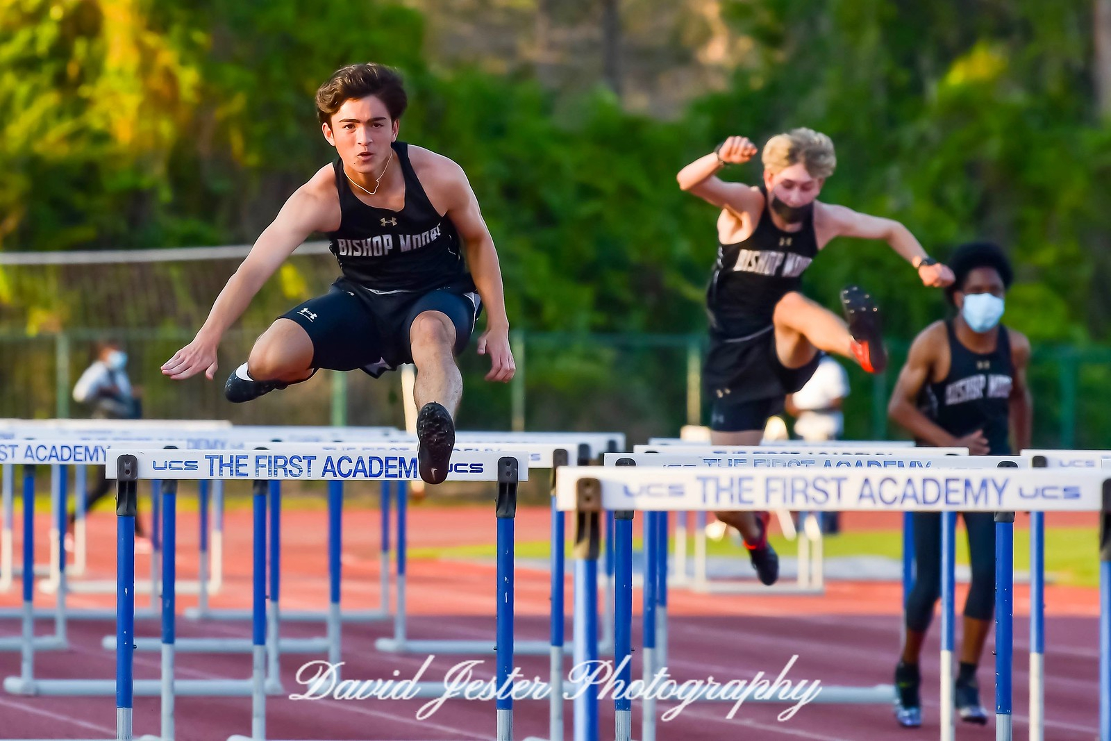 Track & Field Citrus League Meet at TFA