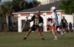Boys Junior Varsity Lacrosse wins 17-3 against Edgewater