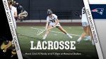 JV/Varsity Girls Lacrosse will host Lake Brantley at Memorial Stadium at 6/7:30pm – LIVESTREAMED
