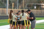 Girls Varsity Flag Football falls to Jones