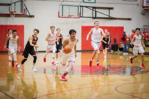 Boys Varsity Basketball 2017-2018