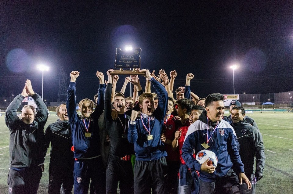 Boys Soccer Receives Several All-State Honors