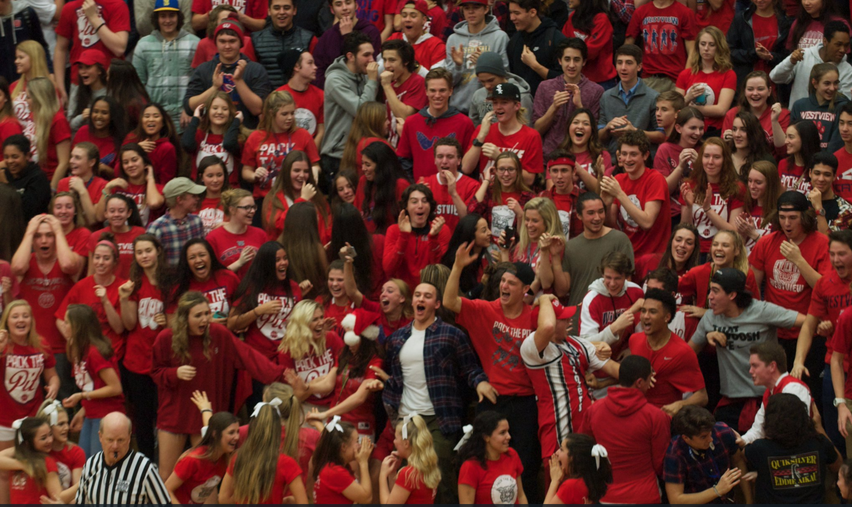 Pack the Pit Double Header This Friday