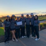 Varsity Girls Golf Wins First Metro League Tournament of the Year