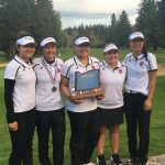 Varsity Girls Golf Wins Metro League Title
