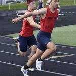 Track & Field Week of April 1