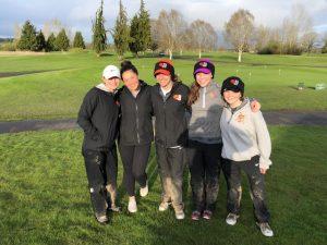 Girls Golf 2018