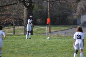 Girls Soccer C-Team vs. Ritenour on April 11, 2018