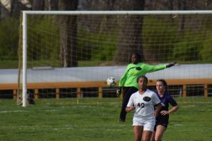 Girls Soccer v. Affton on April 20th, 2018