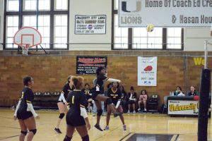 Volleyball vs. McCluer North