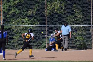 Softball vs. McCluer South Berkeley on September 18th