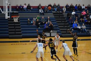 JV Basketball at St. Dominic