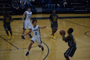 Varsity Basketball at St. Dominic