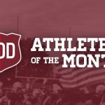 Vote Now For Mod Pizza Athlete of the Month!