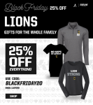 Sideline Store – Holiday Sale