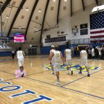 Boys Varsity Basketball beats Mingus Union 75 – 69