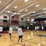 Boys Varsity Basketball loses to Coconino 60 – 42
