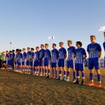Boys Varsity Soccer beats Moon Valley 3 – 2
