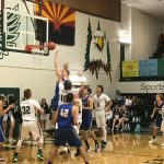Boys Varsity Basketball falls to Flagstaff 69 – 56