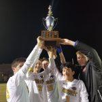 Boys Varsity Soccer beats Bradshaw Mountain 3 – 2