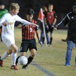 Boys Varsity Soccer beats Lee Williams 4 – 1